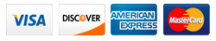 We Accept MasterCard American Express Discover Visa in 91755