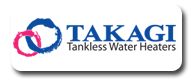 We Install and Repair Takagi Tankless Water Heater Systems in 91755